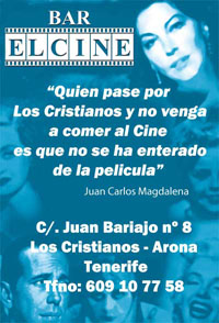 Bar El Cine