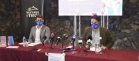 El Alcalde de Santiago del Teide presenta la Campaña del Almendro en Flor 2021