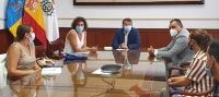 El Real Unión de Tenerife presenta su proyecto deportivo y social al Ayuntamiento