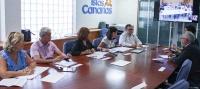 Carolina Darias preside la primera reunión del Consejo General de Empleo