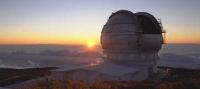 El Gran Telescopio Canarias participa en un programa de vigilancia de asteroides potencialmente peligrosos
