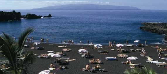 La ocupación hotelera y extrahotelera en Santiago del Teide en el mes de febrero fue de un 93%