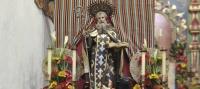 Arona honra a su patrón con una misa y una romería en redes