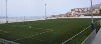 El Ayuntamiento invierte más de un millón de euros en el acondicionamiento del campo de fútbol de Puerto de Santiago