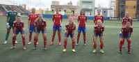 El Real Unión de Tenerife Tacuense se estrena en positivo