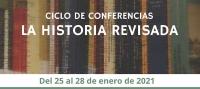 El ciclo de conferencias 'La Historia revisada' ofrece en streaming el trabajo de ocho investigadores