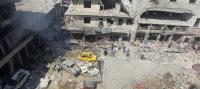 EE.UU. bombardea por primera vez Siria
