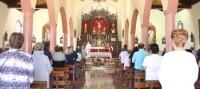 Adeje homenajea a San Sebastián respetando las medidas sanitarias obligatorias