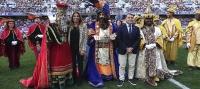La magia e ilusión de los Reyes Magos hechizan Santa Cruz