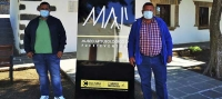 El alcalde de Antigua anima a sus vecinos a visitar el Museo Arqueológico de Fuerteventura