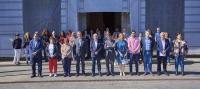 El Cabildo guarda un minuto de silencio en señal de luto por las víctimas de violencia de género del municipio de Adeje
