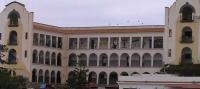 El Antiguo Colegio de Los Salesianos se transforma esta semana en plató de cine para el rodaje de la película 'Pan de limón con semillas de amapola'