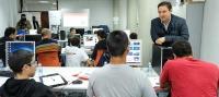 Arona hace protagonistas a sus jóvenes de la smart city que se avecina, dándoles formación en electrónica y robótica