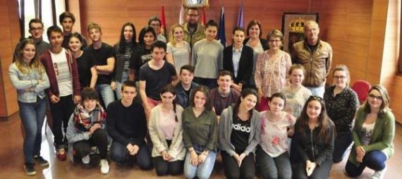 Cuarto año de intercambio estudiantil Francia-La Matanza