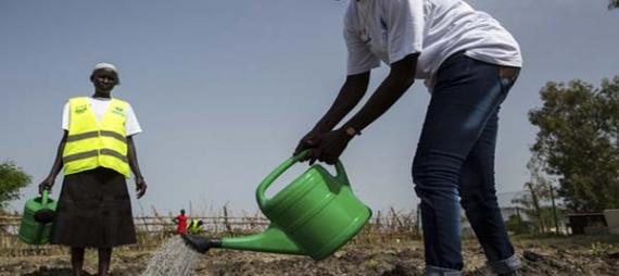 """Unicef: """"Más de 180 millones de personas carecen de agua potable en países en conflicto"""""""