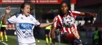 Empate histórico y con sabor a victoria del UDG Tenerife Egatesa ante todo un Atlético de Madrid