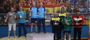 José Luis Sanfrutos consigue el oro en el Campeonato Nacional de la AEJVTM