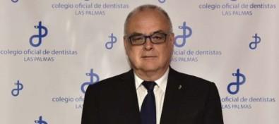 Francisco Cabrera Panasco, nuevo presidente del Colegio de Dentistas de Las Palmas