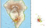 La Palma registró 44 sismos de baja magnitud