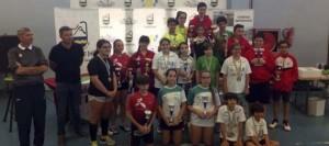 Los deportistas de Tuineje obtienen excelentes resultados en diferentes competiciones