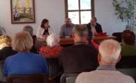 El grupo de gobierno del Ayuntamiento de Valverde conoce las demandas de los vecinos de San Andrés e Isora
