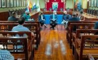 Puerto de la Cruz se reúne con la patronal del sector de la construcción