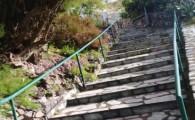 El Ayuntamiento de Valle Gran Rey limpia y acondiciona los caminos de Arure, Las Hayas y Taguluche