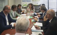 Allende asume la presidencia de la FECAI