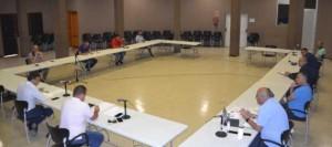 El Ayuntamiento de Valsequillo se reúne con los clubes deportivos del municipio