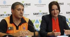 Santa Cruz refuerza la prevención y extrema la vigilancia de las hogueras de San Juan