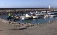 Puertos Canarios inicia las obras de mejora de la instalación portuaria de Castillo del Romeral