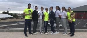 La Escuela de Taekwondo de La Laguna, segunda en la IV Copa Federación Insular de Poomsae