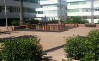 El Ayuntamiento de Guía destinará cerca de 24.000 euros a la ampliación del Parque Infantil de la Plaza Carmelo Artiles, en la Urbanización Marente