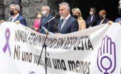 El Gobierno de Canarias condena el último feminicidio registrado en Tenerife