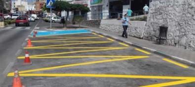 El Ayuntamiento mejora la señalización vial del municipio isorano