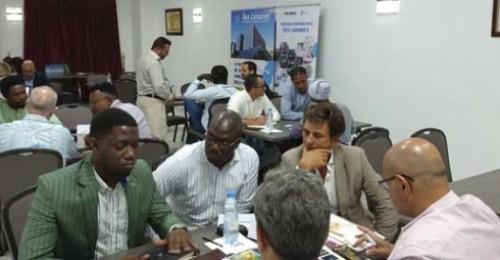 Industrias canarias mantienen cerca de 50 encuentros empresariales en Senegal