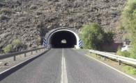 El Gobierno de Canarias inicia el proceso de licitación del proyecto de iluminación del túnel de Playa Santiago en La Gomera