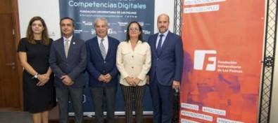 La Fundación Universitaria de Las Palmas crea el primer Experto Universitario en Competencias Digitales