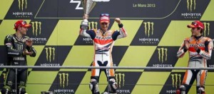 Dani Pedrosa se coloca lder del mundial