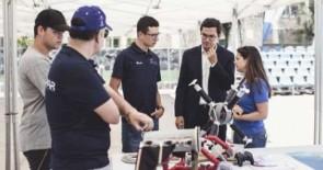 Pablo Rodríguez destaca la importancia de fomentar el talento en el campo de la ciencia y la tecnología desde temprana edad