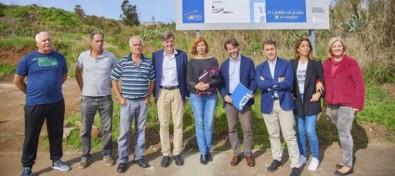 El Cabildo invierte más de 5,3 millones de euros en varias actuaciones en las carreteras de Santa Cruz