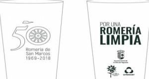 El Ayuntamiento de Tegueste repartirá 7.000 vasos reutilizables durante la Romería en Honor a San Marcos