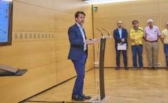 El Cabildo despliega el Operativo Brifor 2019 contra incendios forestales hasta mediados de octubre