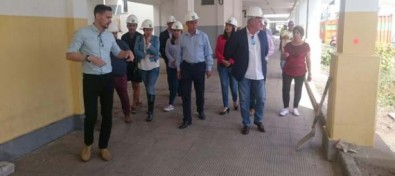 Comienza la rehabilitación de las 48 viviendas públicas de Los Cardones, La Aldea