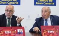 El Cabildo lanza el Bono Oro Gran Canaria a 28 euros, el Bono Residente pasa a 35 euros y prevé que el uso del transporte suba un 20 %