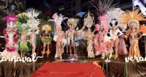 La fiesta infantil con la youtuber Ariann y el sambódromo final clausuran el Carnaval del Verano