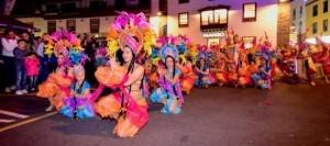 Puerto de la Cruz celebró su ¡Extra! de Carnaval