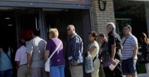 El aumento del desempleo en la provincia oriental hace crecer la tasa de paro regional hasta el 21%