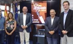 El Cabildo y el Ayuntamiento de El Sauzal celebran la feria 'Pon artesanía en tu mesa' con 40 expositores