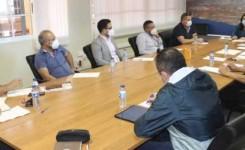 El Ayuntamiento granadillero aborda con el tejido empresarial las ayudas y la puesta en marcha de campañas de apoyo al comercio local